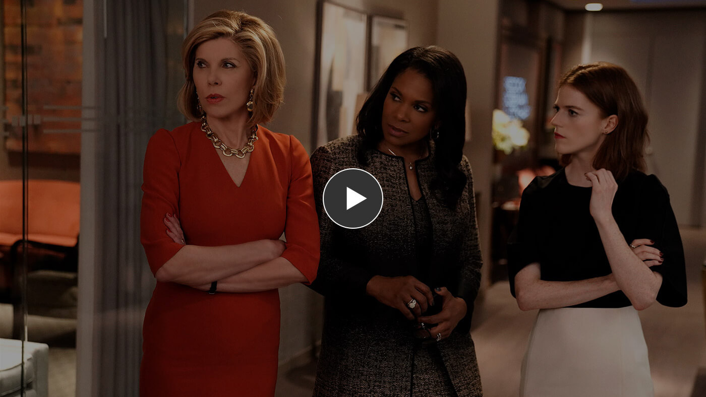 The Good Fight Season 3 Trailer Poster